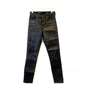 AG Jeans Mila Super High Rise Skinny 27